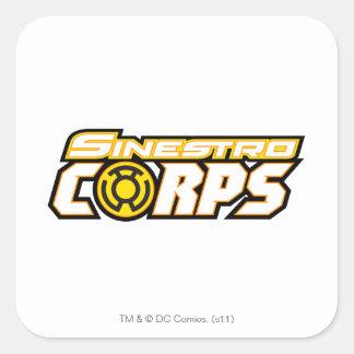 Sinestro Corps Sticker