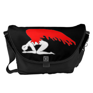 Sinful Angel Commuter Bag