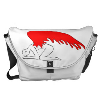 Sinful Angel Courier Bags