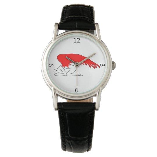 Sinful Angel Wrist Watch