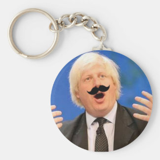 Sing-a-long Boris Keychain