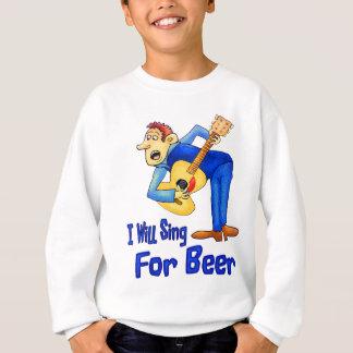 Sing For Beer Sweatshirt