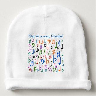 Sing me a song, Grandpa! Baby Beanie