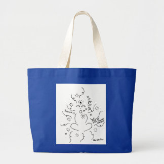 'Sing 'Til Your Heart's Content' Tote Bag