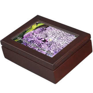 Sing Unto Him A New Song Keepsake Box