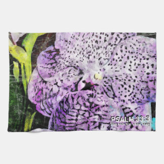Sing Unto Him A New Song Kitchen Towel