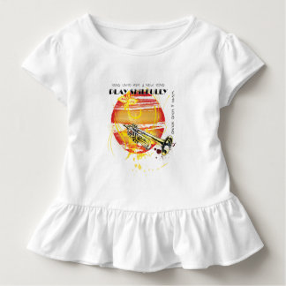 Sing Unto Him A New Song Toddler T-shirt