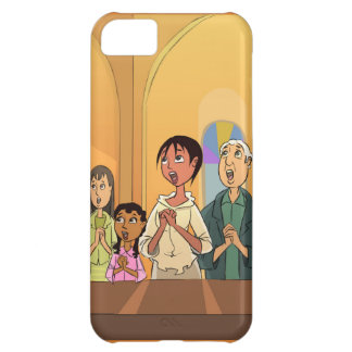 Singalong design phone cover