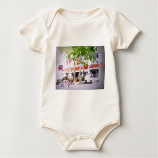 Singapore Baby Bodysuit