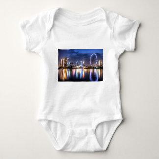 Singapore! Baby Bodysuit