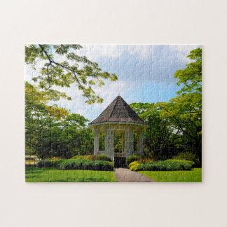 Singapore Botanical Gardens. Jigsaw Puzzle