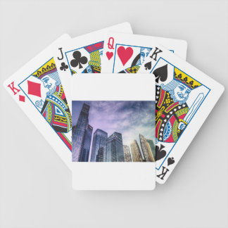 Singapore City Bicycle Playing Cards