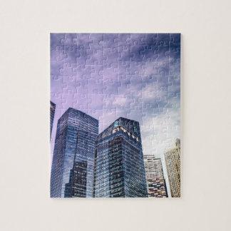 Singapore City Jigsaw Puzzle