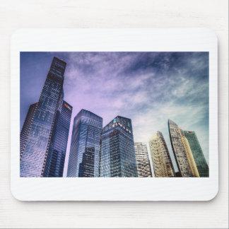 Singapore City Mouse Pad