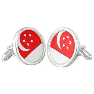 Singapore Cuff Links