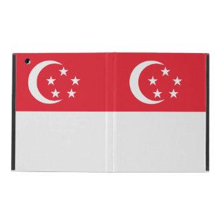 Singapore Flag iPad Case