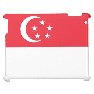 Singapore Flag iPad Cover