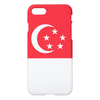 Singapore Flag iPhone 8/7 Case