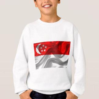 singapore-Flag Sweatshirt