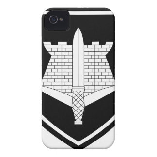 Singapore Foreign Military Patch iPhone 4 Case-Mate Cases