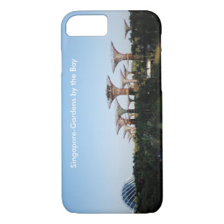 Singapore-Gardens by the Bay iPhone 7 Case