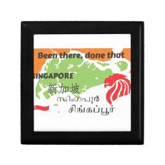 Singapore Gift Box
