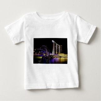 Singapore Helix bridge Baby T-Shirt