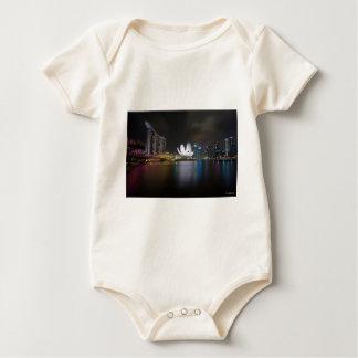 Singapore-Marina Bay Baby Bodysuit