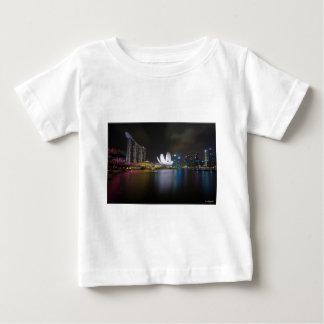 Singapore-Marina Bay Baby T-Shirt