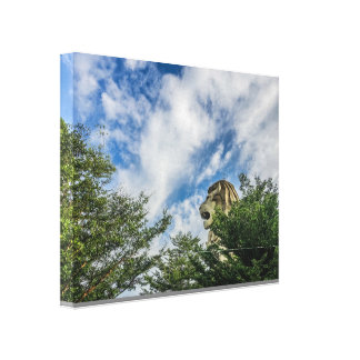 Singapore Merlion wall canvas print