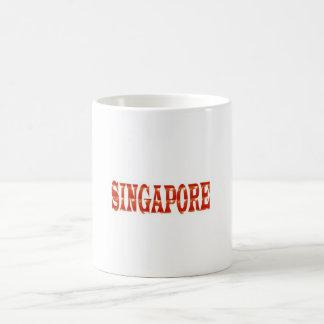 SINGAPORE: National Pride n celebraTING DIVERSITY Classic White Coffee Mug