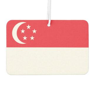 Singapore National World Flag Air Freshener