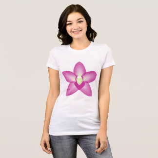Singapore orchid t-shirt