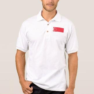 singapore polo shirt
