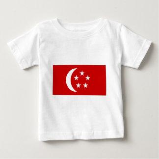 Singapore President Flag Baby T-Shirt