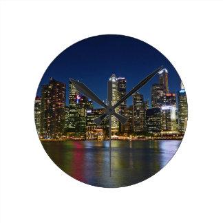 singapore-river-255 clock