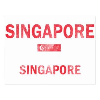 Singapore Singapore Designs Postcard