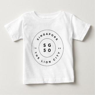 Singapore the Lion City Baby T-Shirt