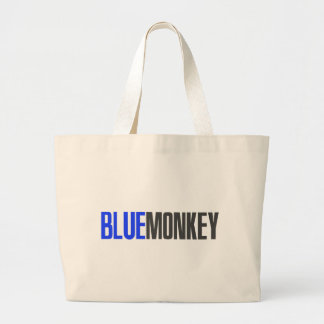 Singe bleu sac