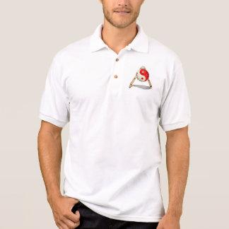 Singer Martial arts Academy white Polo Shirt