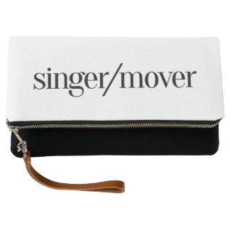 Singer/Mover Wristlet Wallet