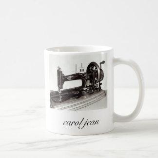 Singer-New-Family-Sewing-Machine-1865-Giclee-Pr... Mugs