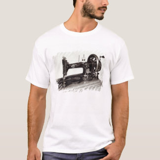 Singer 'New Family' sewing machine, 1865 T-Shirt