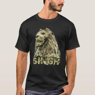 Singh - Regal Lion T-Shirt