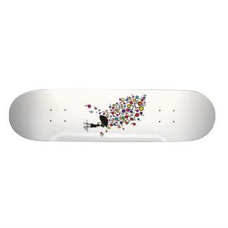 Singin' in the Rain Skate Boards
