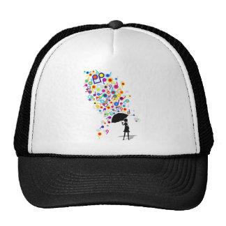 Singin' in the Rain Trucker Hat