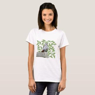 Singing Catbird Women's T-Shirt