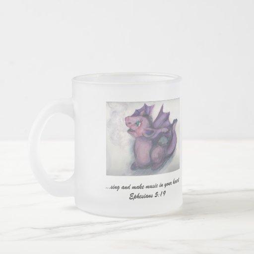 Singing Dragon Coffee Mug