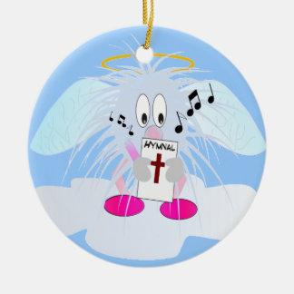 Singing in Heavens Choir Ornament
