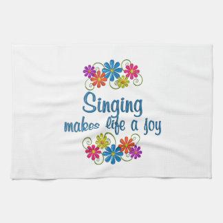 Singing Joy Hand Towel